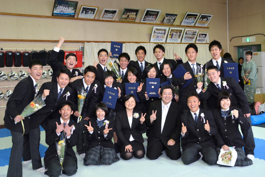 祝 卒業!!