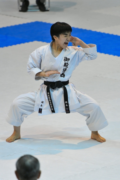 静岡県高等学校新人大会形競技