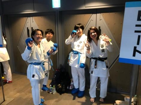 全日本空手道選手権大会!!