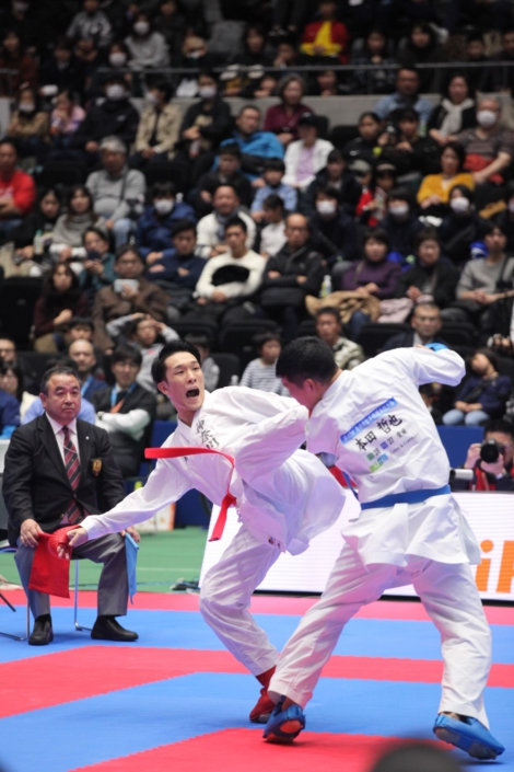 第47回全日本空手道選手権大会