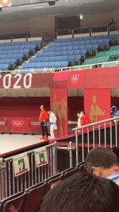 オリンピック 空手道競技終了!